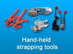 Hand-held Strapping tools